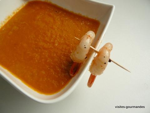 soupe de crevette - 2