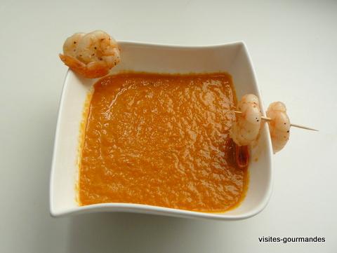 soupe de crevette - 1