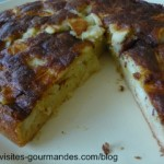 Gâteau pour la reine des pommes ... Recette & Song