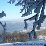 Au dessus de Voiron (Isère)