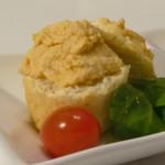 Oeufs mimosas en version muffin ...
