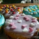 Une idée de goûter avec les cupcakes de Lucie