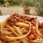 Sauce bolognaise maison tout simplement