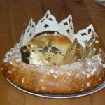 Dans la série j'ai testé : la brioche des rois provençale.