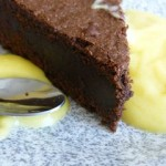 Le fondant au chocolat, un délicieux gâteau.