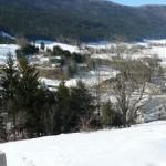 Vercors et Chartreuse, soleil et neige.