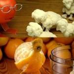 Dans la série food-art, quelques nouvelles photos