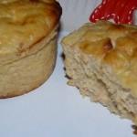 Mousse  de noix Saint jacques et saumon aux épices.