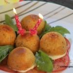 Gâteau d'anniversaire à la sardine pour les 2 ans de bataille food