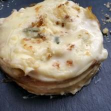 Gorgonzola, endives et lasagnes pour la Dolce Vita